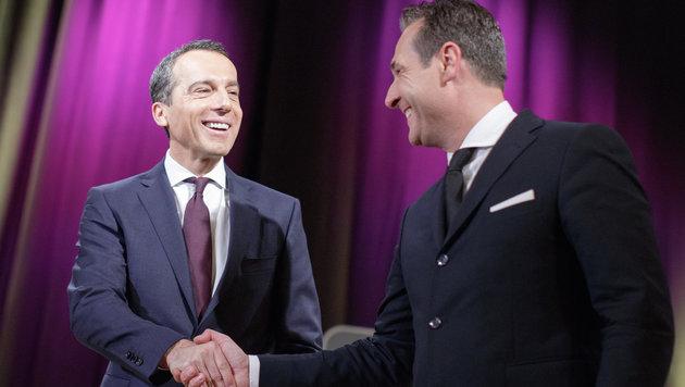 """""""SPÖ soll unehrliches Koalitionstheater beenden"""" (Bild: APA/GEORG HOCHMUTH)"""