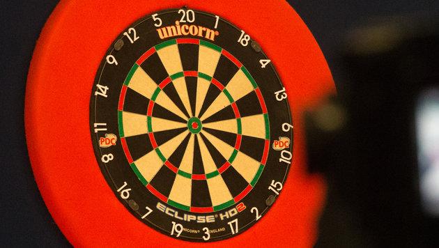 Darts-Spektakel! Topstars kommen nach Österreich (Bild: AFP)
