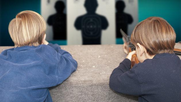 Ungarns Regierung plant Schießplätze an Schulen (Bild: thinkstockphotos.de (Symbolbild))