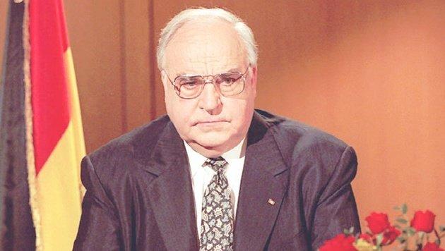 Alt-Kanzler Helmut Kohl mit 87 Jahren verstorben (Bild: dpa)