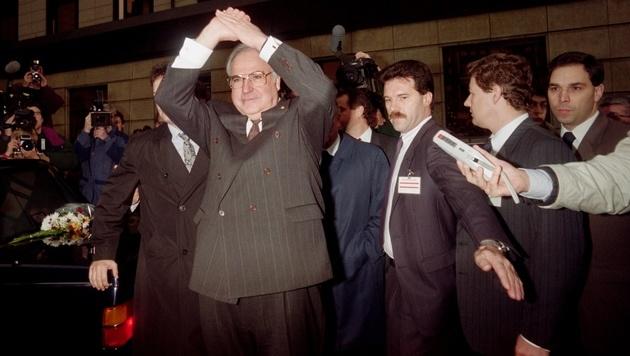 Alt-Kanzler Helmut Kohl mit 87 Jahren verstorben (Bild: AFP)