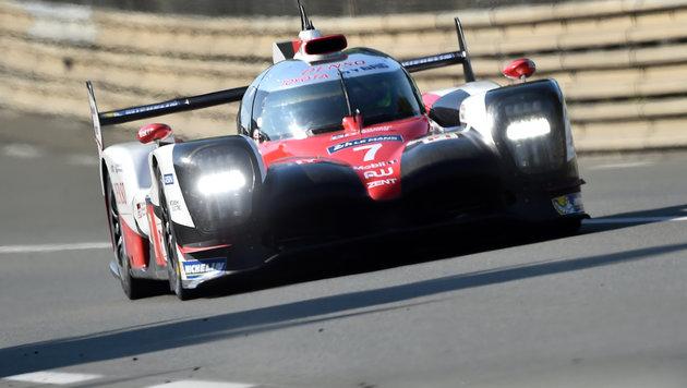 Ex-F1-Pilot Kobayashi mit Rekord zu Le-Mans-Pole (Bild: AFP)