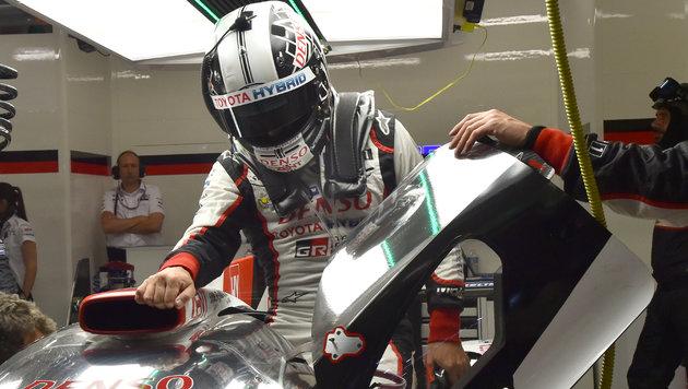 Porsche feiert in Le Mans dritten Sieg in Serie (Bild: AFP)