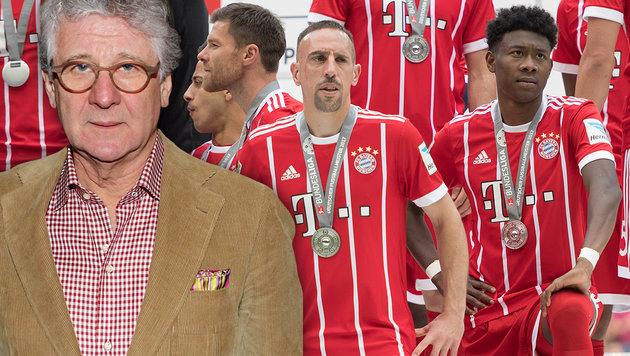 Ex-Star-Kommentator Reif rechnet mit den Bayern ab (Bild: GEPA)