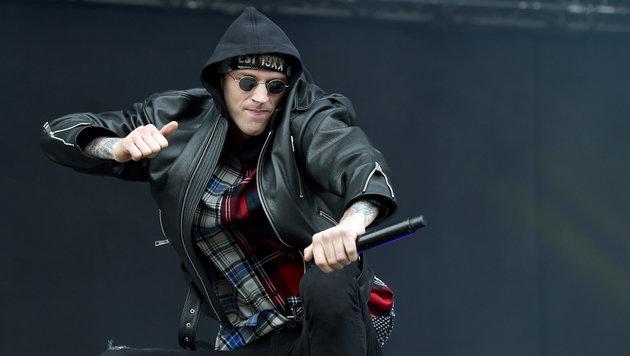 Nova Rock: Punkrock-Chic und Playback-Tricks (Bild: APA/HERBERT P. OCZERET)
