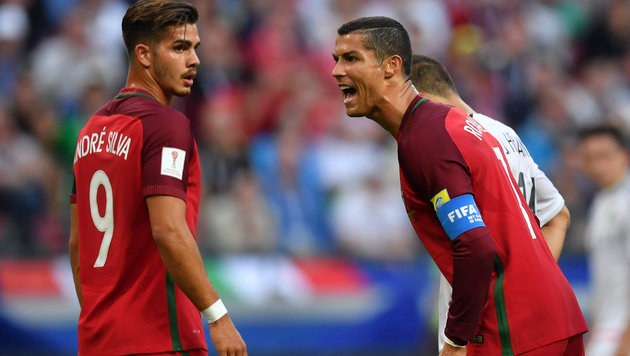 Confed Cup Last Minute Tor Schockt Portugal
