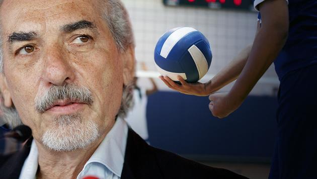 Peter Kleinmann, Präsident des Österreichischen Volleyballverbandes (ÖVV) (Bild: APA/GEORG HOCHMUTH, thinkstockphotos.com)