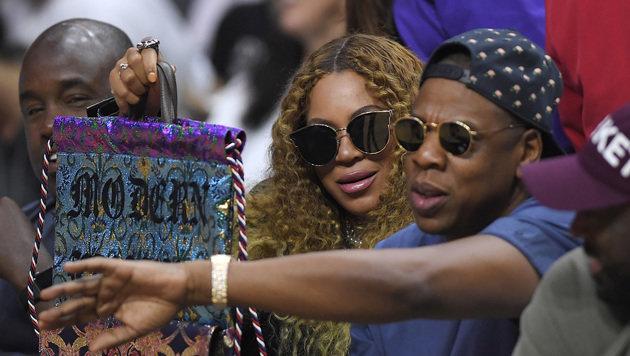 Beyonce und Jay-Z (Bild: The Associated Press)