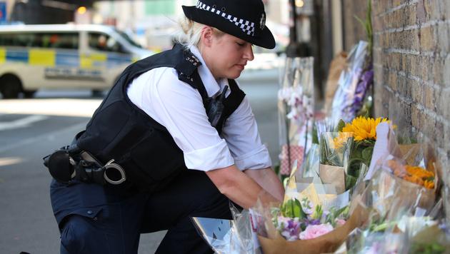 Täter drohte schon am Vortag in Pub mit Bluttat! (Bild: AFP)
