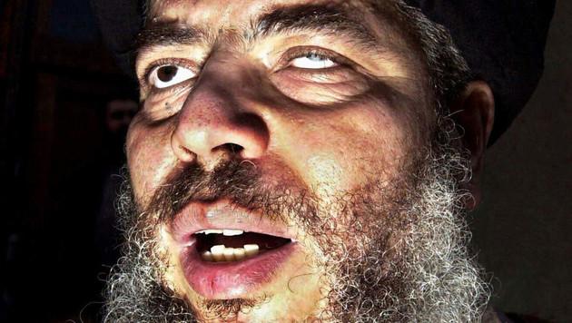 """Die USA bezeichneten Al-Masri als """"globalen Exporteur von Gewalt"""". (Bild: AFP)"""