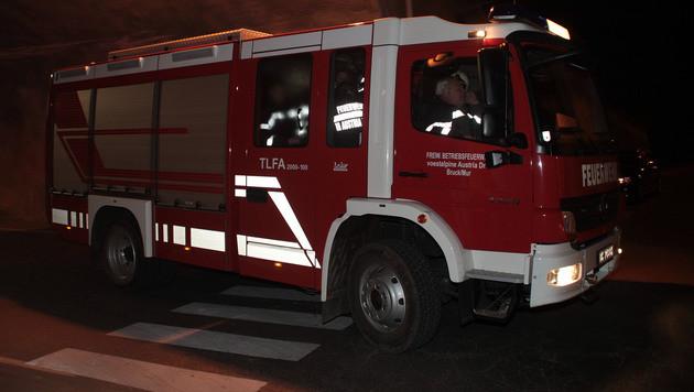 Brandlegung in Asylheim: Zehn Bewohner verletzt (Bild: Sepp Pail)
