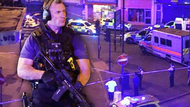 """London-Terror: """"Es fühlt sich an wie im Krieg!"""" (Bild: AP, AFP)"""