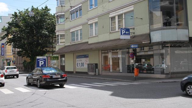 Sex-Attacke in Linz: Kritik an Vorgehen der Kripo (Bild: Christoph Gantner)