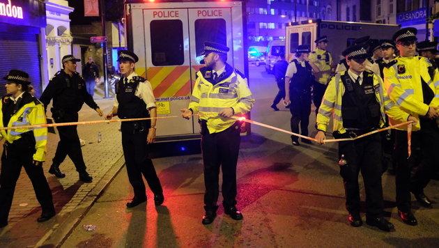 """London-Terror: """"Es fühlt sich an wie im Krieg!"""" (Bild: AFP)"""