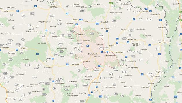 Brandlegung in Asylheim: Zehn Bewohner verletzt (Bild: Google Maps)