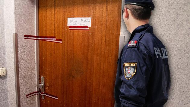 Haft-Freigänger erwürgt 64-Jährigen in Salzburg (Bild: APA/FMT-PICTURES/WOLFGANG MOSER, Klemens Groh)