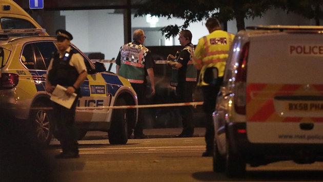 "London-Terror: ""Es fühlt sich an wie im Krieg!"" (Bild: The Associated Press)"