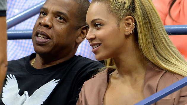Jay-Z und Beyonce (Bild: AUG/face to face)