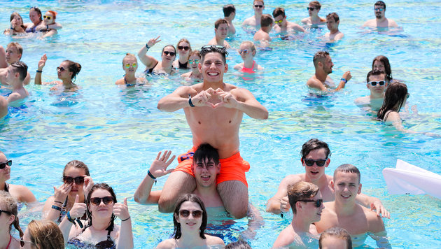 Summer Splash: Alle Bilder der Mega-Maturareise (Bild: Pressefoto Scharinger / Daniel Scharinger)