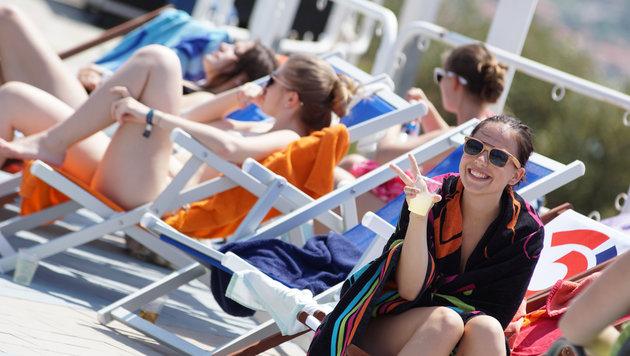 Summer Splash: Alle Bilder der Mega-Maturareise (Bild: Alexander Marcher, Idee Werbe- & Eventagentur)