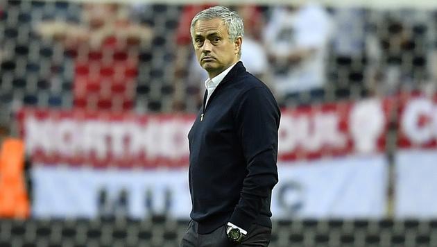 Auch Jose Mourinho wegen Steuerbetrug angeklagt (Bild: AP)