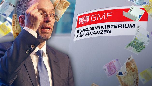 FPÖ: Flüchtlinge sollen Sondersteuer zahlen (Bild: APA, thinkstockphotos.de, krone.at-Grafik)