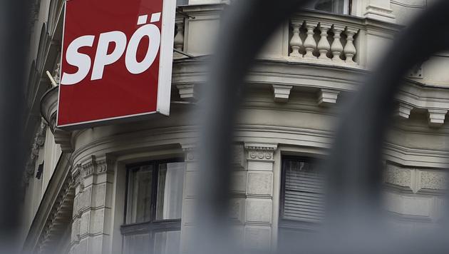 SPÖ-Lokale: Öffentliche Gelder für Betriebskosten (Bild: APA/HELMUT FOHRINGER (Symbolbild))