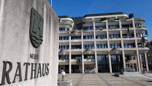 Bis zur Verjährung verschleppte Strafverfahren sorgen für Aufregung in Linzer Verwaltung und Politik (Bild: Werner Pöchinger)