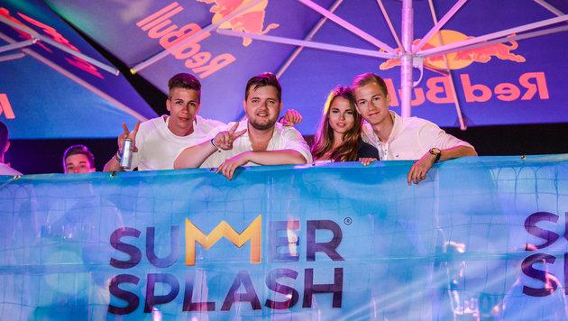 Summer Splash: Alle Bilder der Mega-Maturareise (Bild: Johann Paul Schmidt)