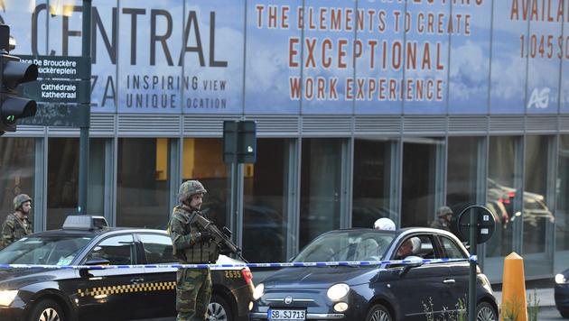 """Täter hatte Bombenkoffer und rief """"Allahu Akbar"""" (Bild: AP)"""