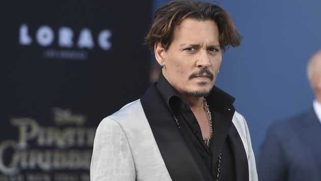 Johnny Depp (Bild: 2017 Invision)