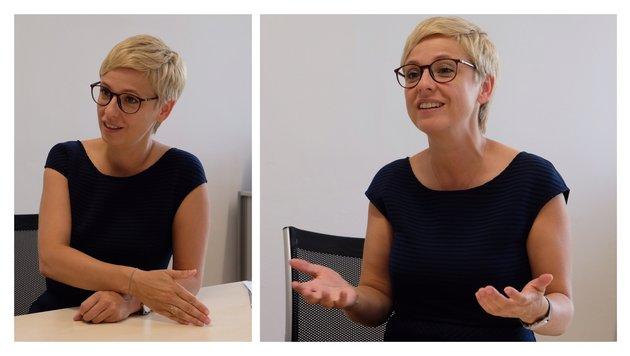 2009 die erste Landesrätin in OÖ, nun die erste Frau an der Spitze der WKOÖ: Doris Hummer. (Bild: Chris Koller)