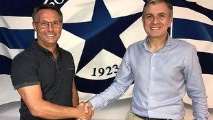Damir Canadi ist ab sofort Trainer in Griechenland (Bild: Atromitos Athen FC)