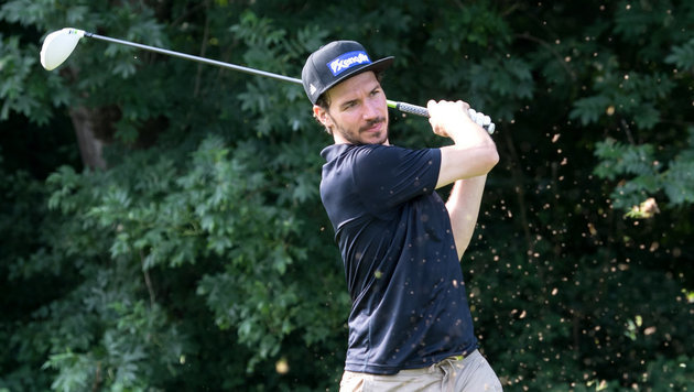 Ups! Felix Neureuther schoss beim Golfen Frau ab (Bild: APA/dpa/Sven Hoppe)
