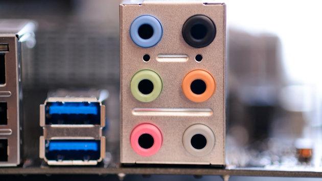 PC-Anschlusskunde: Welcher Stecker passt für was? (Bild: flickr.com/ekilby)