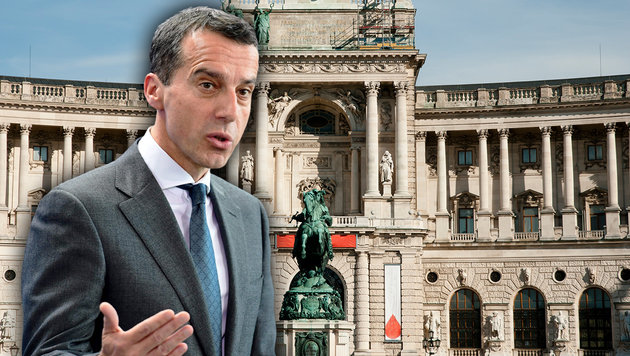 Christian Kern (Bild: AFP/JOHN MACDOUGALL, thinkstockphotos.de, krone.at-Grafik)