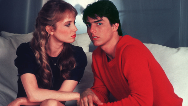 Tom Cruise mit Filmpartnerin Rebecca De Mornay (Bild: Hollywood Picture Press/face to face)