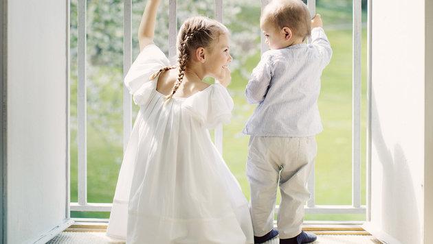 Prinzessin Estelle und Prinz Oscar (Bild: Photo: Erika Gerdemark Kungahuset.se / The Royal Court, Sweden. )