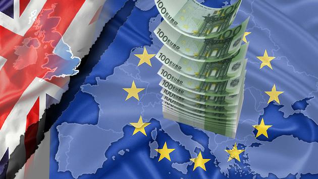 Brexit: Jetzt erfindet die EU neue Steuern! (Bild: thinkstockphotos.de)