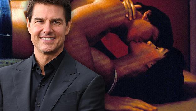 Tom Cruise: Bibel und Blowjobs am Filmset (Bild: AFP, face to face, krone.at-Grafik)