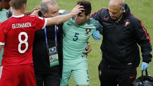 Verwirrung um die Verletzung von Guerreiro (Bild: AP)