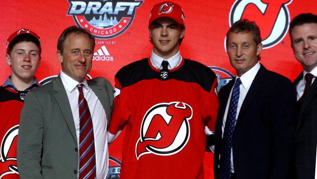 18-jähriger Schweizer will die NHL rocken (Bild: Getty Images)