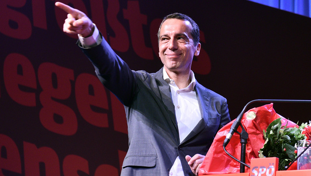 Franz Schnabl neuer Chef der SPÖ Niederösterreich (Bild: APA/HANS PUNZ)