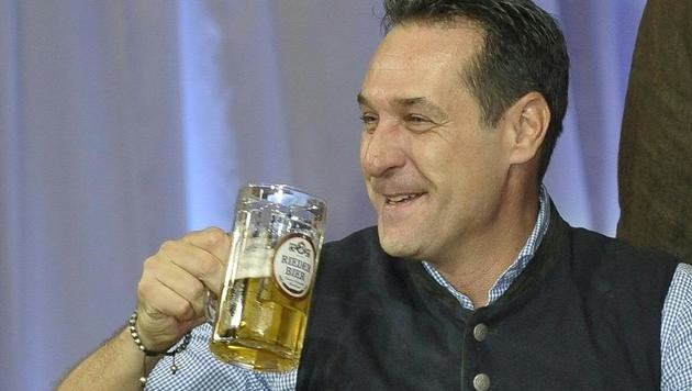Heinz-Christian Strache (Bild: APA/MANFRED FESL)
