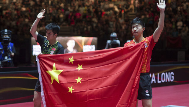Chinas Tischtennis-Stars boykottieren Heimturnier (Bild: AP)