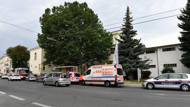 Zehnjähriger nach Badeunfall im Spital verstorben (Bild: Patrick Huber)