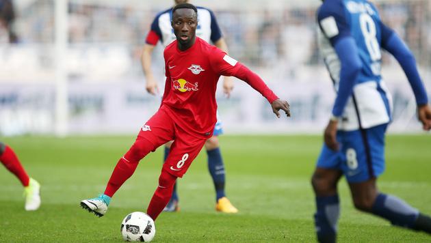 Liverpool schnappt sich Naby Keita von RB Leipzig! (Bild: GEPA)