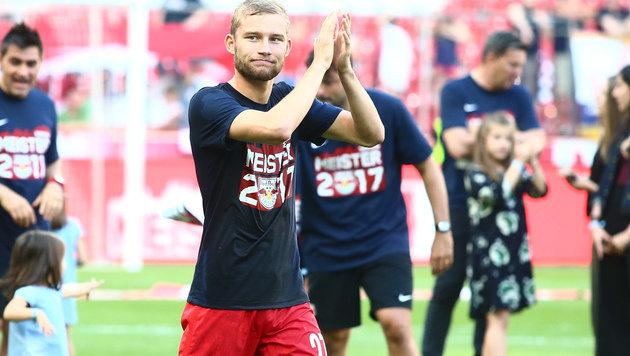 Fix! Laimer wechselt in die deutsche Bundesliga (Bild: GEPA)