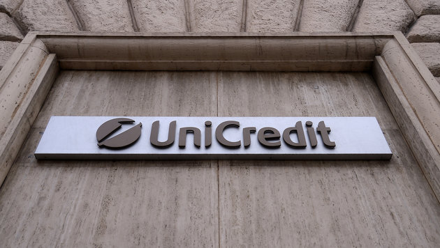 UniCredit in Rom (Bild: AFP)