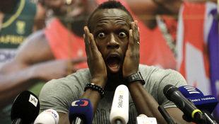 """Bolt: """"Genieße jede Minute meiner letzten Saison"""" (Bild: Associated Press)"""